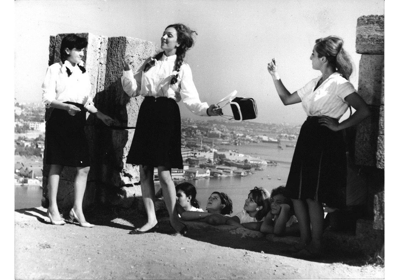 Eski İstanbul Filmleri İstanbul Modern Açık Hava Sineması'nda