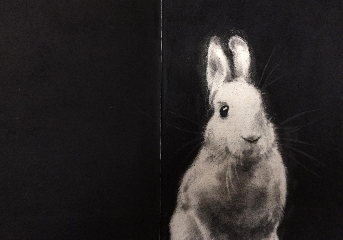 Gizem Akkoyunoğluİsimsiz x Kağıt üzerine füzen 21 x 29 cm, SANATORIUM