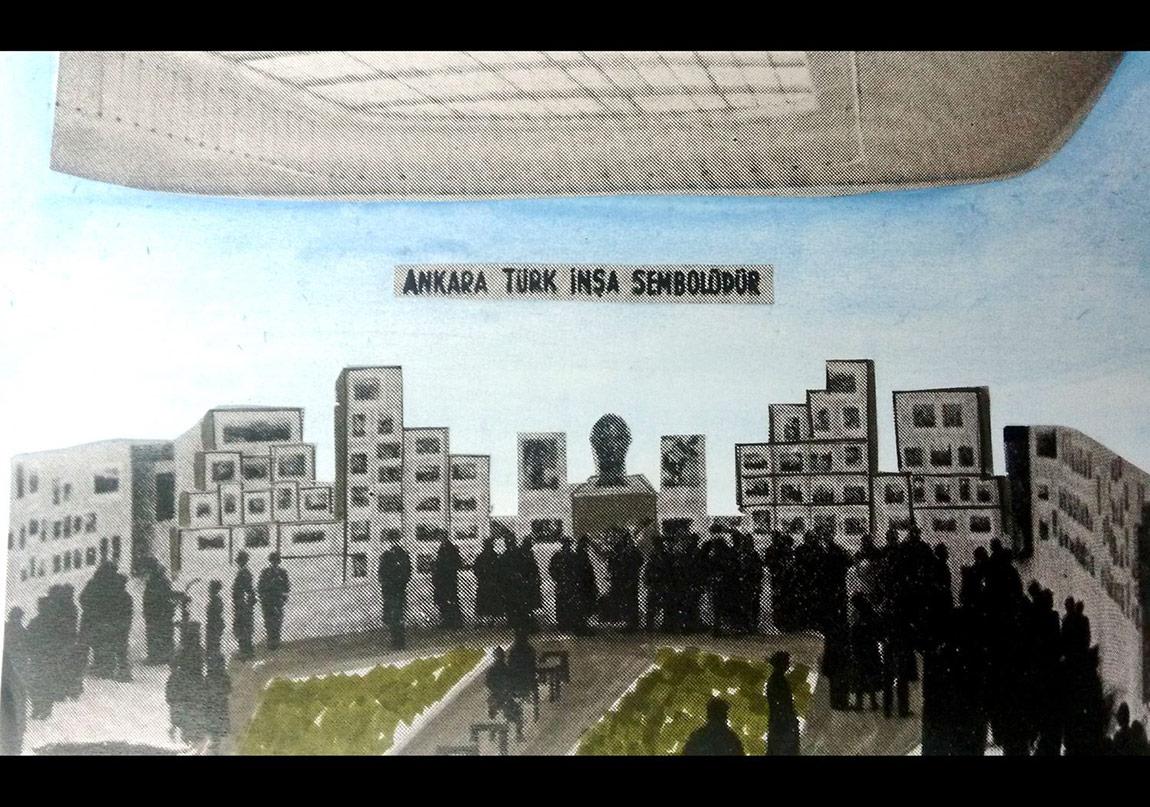 Özge Topçuİstihale Burhanı, 2014