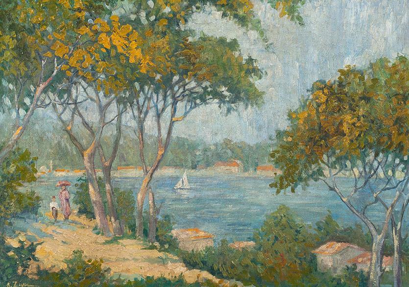 Aivazovsky'nin Eseri Beyaz Müzayede Satıldı