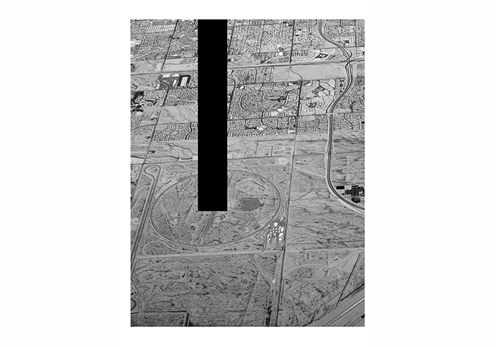 Seher Shah, Mammoth - Aerial Landscape Proposals (Untitled 12), 2012. Sanatçı ve Green Art Gallery, Dubai izniyle.