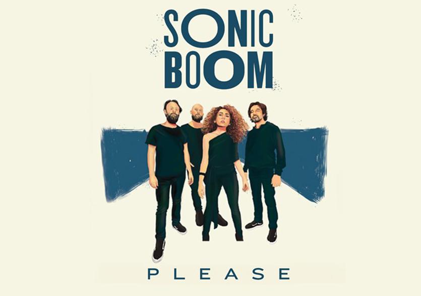 """SONIC BOOM'un İlk Teklisi """"Please"""" Yayında"""