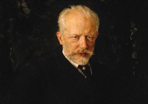 Tchaikovsky, by NIkolai Kuznetsov (detail)CREDIT:STATE TRETYAKOV GALLERY, MOSCOW