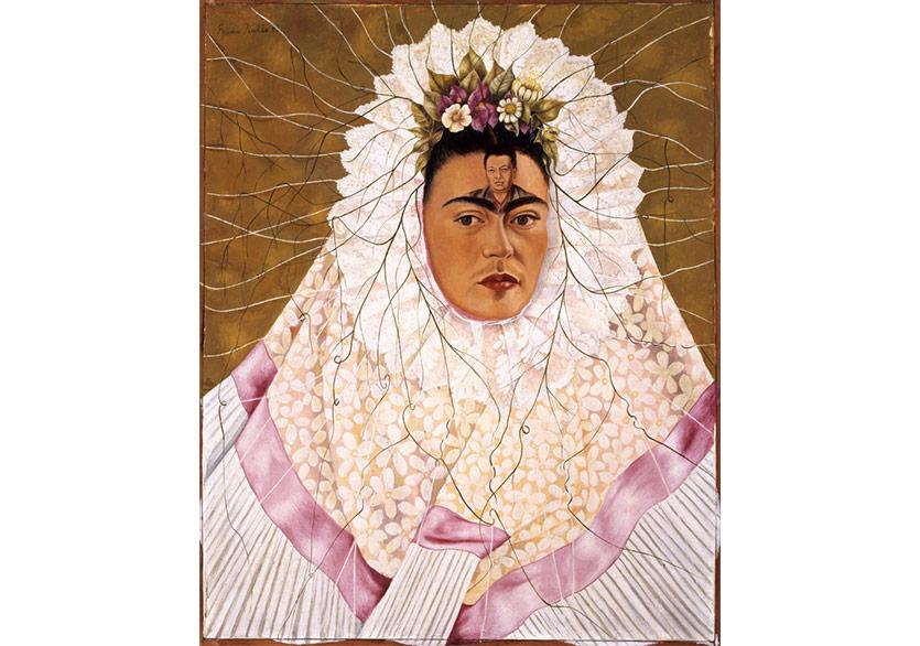 Frida'nın Eserleri ve Eşyaları New York'ta Sergileniyor