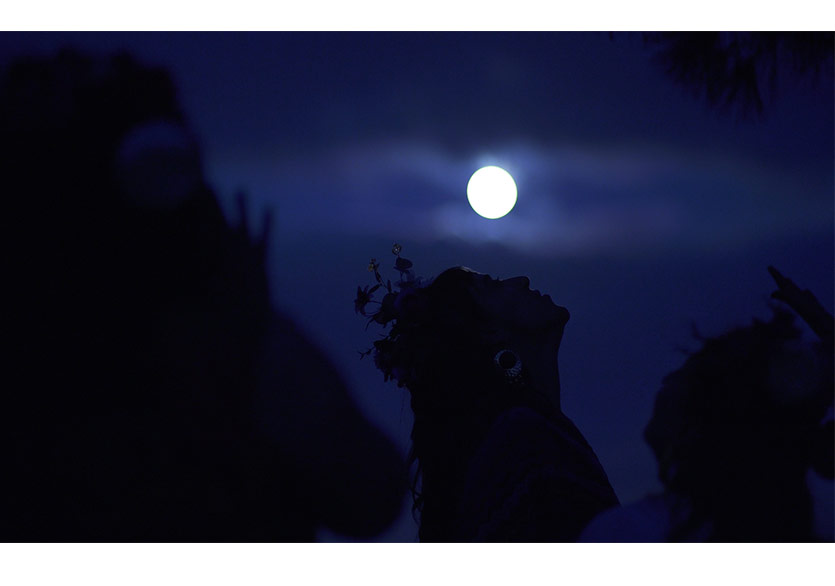 ARTER -Ay Işığında Yıkanan Kadınlar 2017 HD Video, 4'42''