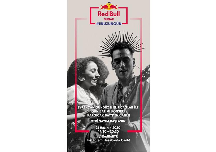 Red Bull'dan Yılın En Uzun Günü Kutlamaları
