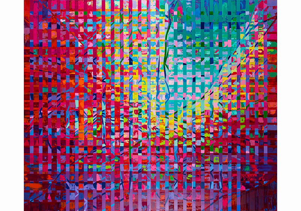 Seçil Erel Cenevre 2, 2016, tuval üzerine yağlı boya, 150x180cm
