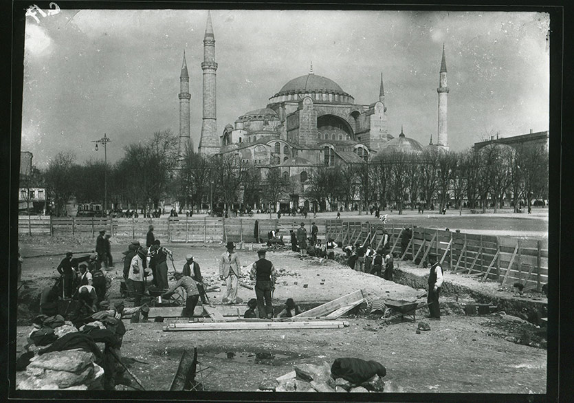 Bizans'ı Keşfetmek