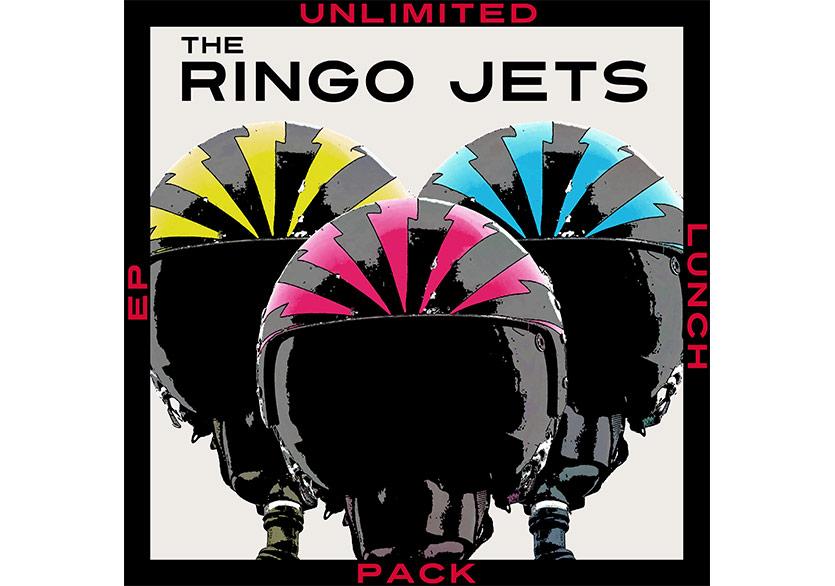 "The Ringo Jets'in Yeni EP'si ""Unlimited Lunch Pack"" Yayımlandı"