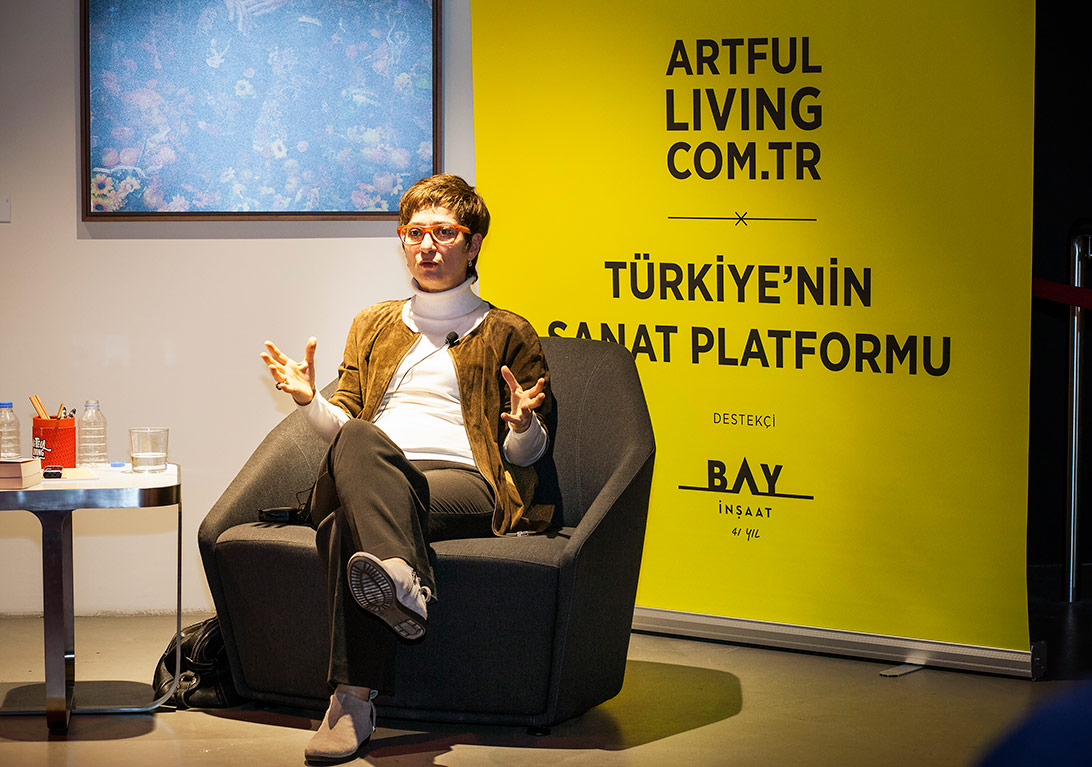 Ayfer Tunç ©Korhan Karaoysal
