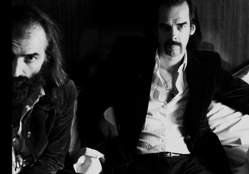 Nick Cave ve Warren Ellis'in Soundtrack Buluşması
