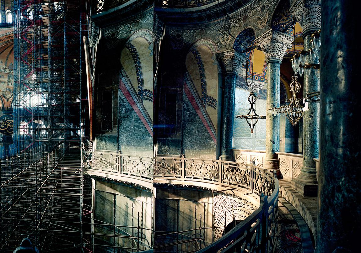 Ola Kolehmainen Sinan Projesi Üzerine Konuşacak