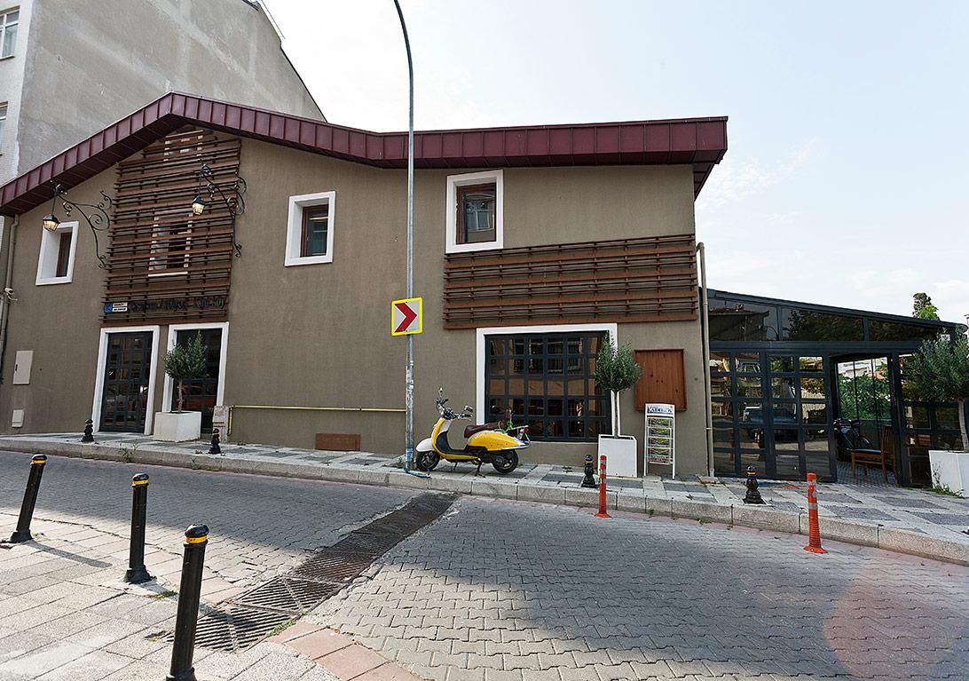 Tasarım Atölyesi Kadıköy