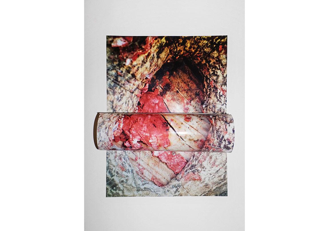 Kurgulan (bir) Serisinden_26 / serisi Constructed_26 itibaren2016kağıt Üzerine pigment Baskı / Pigment sanat kağıda yazdırmak Güzel Sanatlar30 x 20 cm, 1/5 + 2 AP