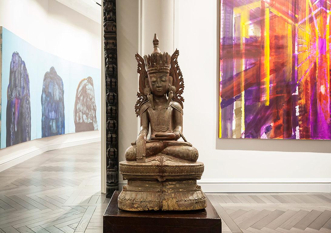 Buda Koleksiyonundan©Korhan Karaoysal