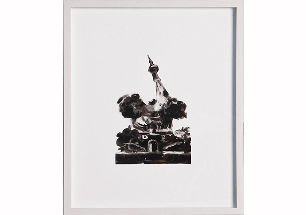 Aslı Çavuşoğlu, The Demolition of the Russian Monument at Ayestefanos, 2011 (detay). Sanatçının izniyle.