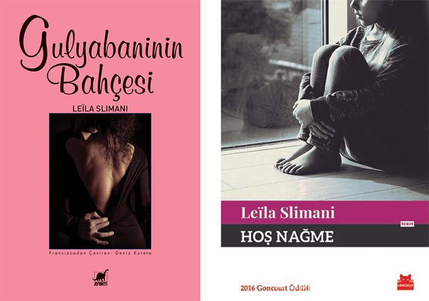 Edebiyat Salonu'nun Konuğu Leïla  Slimani