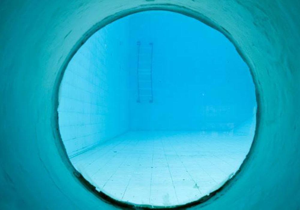 [Maritza Caneca, Swimming pool, 2016, Photography]