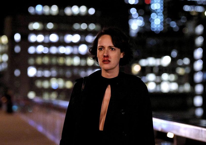 """Phoebe Waller-Bridge'ten """"Fleabag"""" Kitabı"""