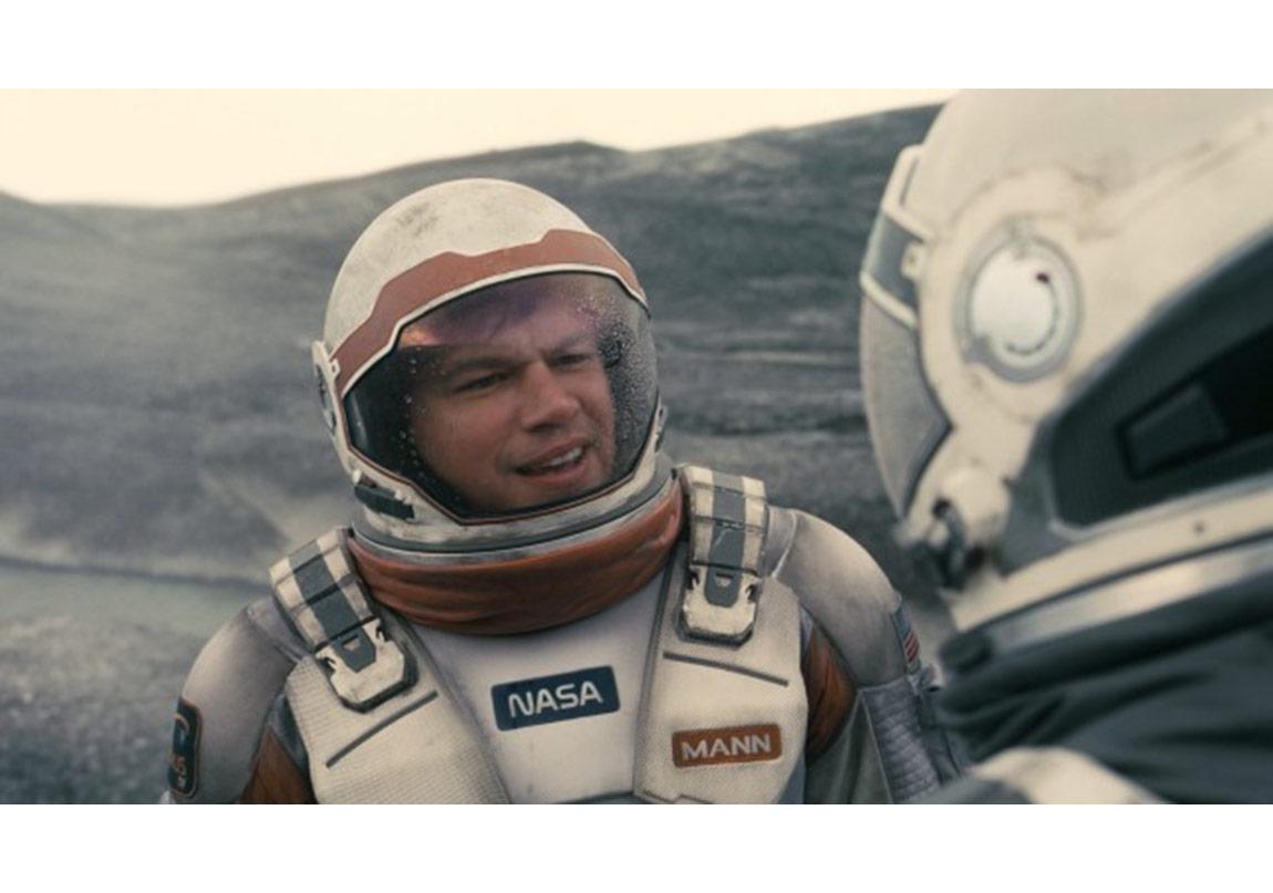 Marslı'nın sinema uyarlamasında başrol daha önce Interstellar'da da astronot rolüyle karşımıza çıkan Matt Damon'a emanet