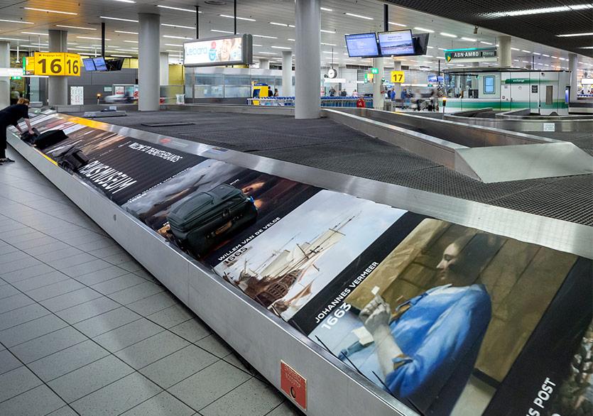 Havaalanında Tarihi Sürpriz!