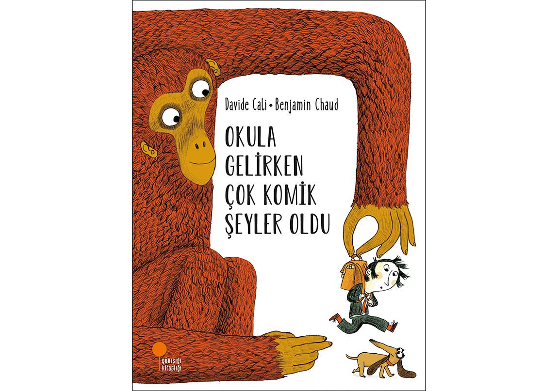 """Çocuklar İçin """"Okuldaki Hayalci Dizisi"""" Türkçede"""