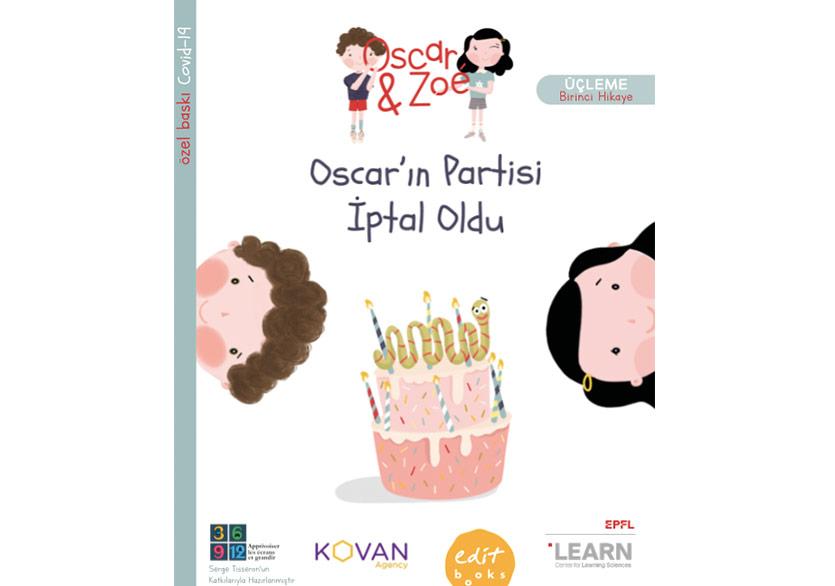 Oscar ve Zoe'nin Maceralarına Ortak Olun