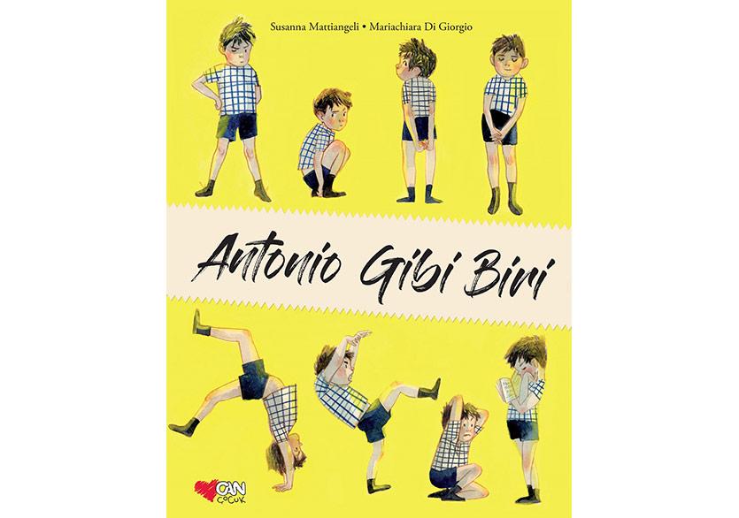 Sıra Dışı Bir Çocuğun Portresi: Antonio Gibi Biri