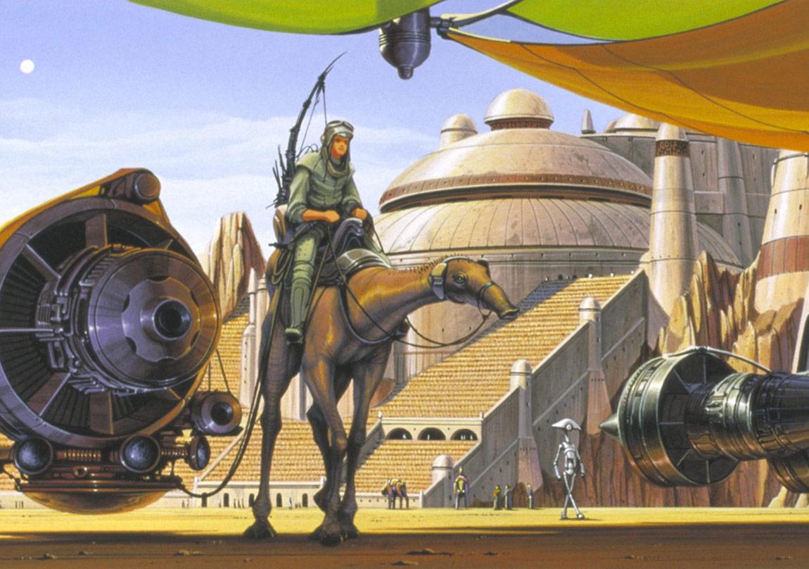 George Lucas, Müzesi İçin Los Angeles'ı Seçti