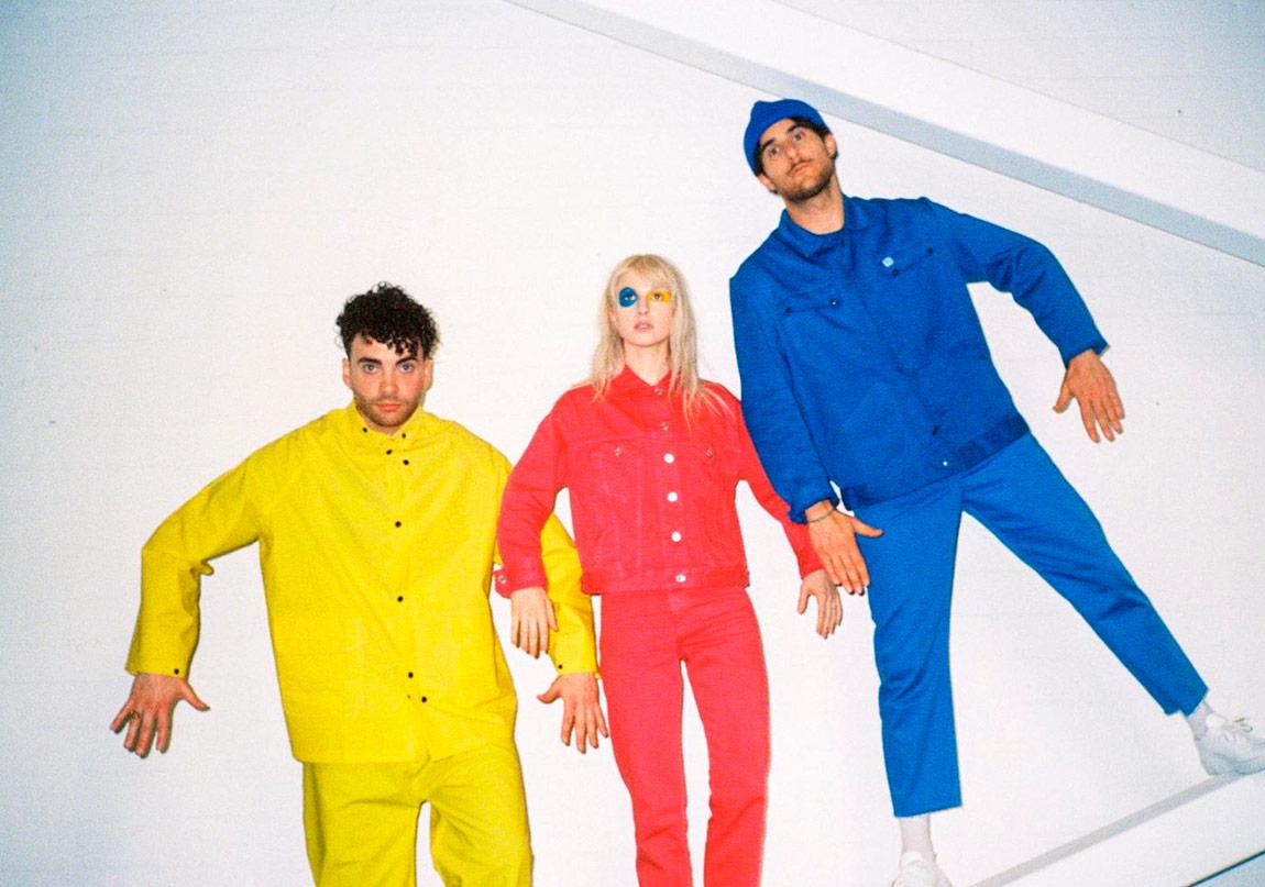 Paramore'dan Yeni Şarkı