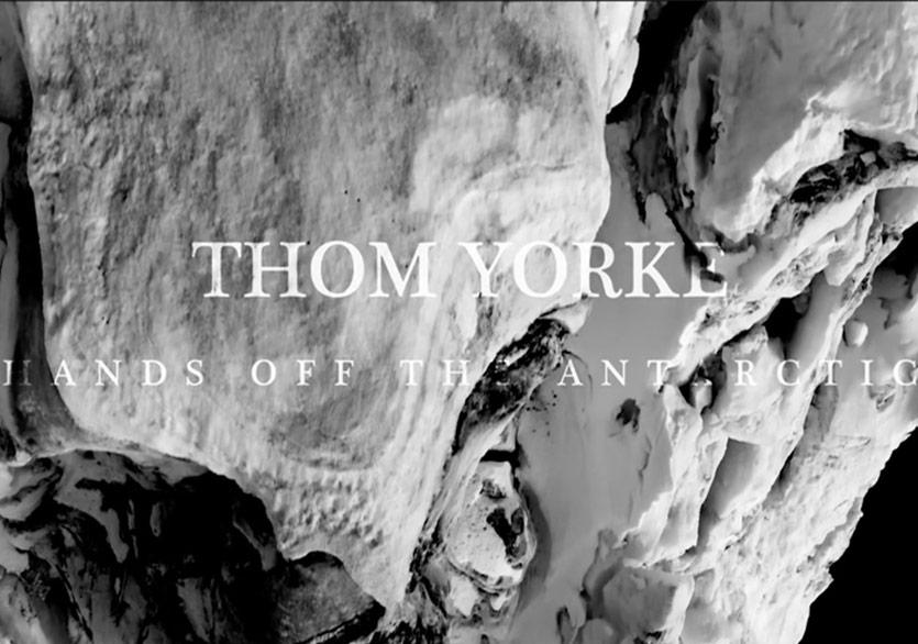 Thom Yorke'tan Duyarlı Bir Single