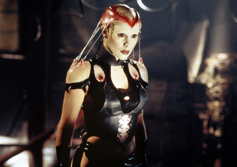 "Kevin Yagher, Joe Chappelle, ""Hellraiser: Bloodline"", 1996, Miramax Films"