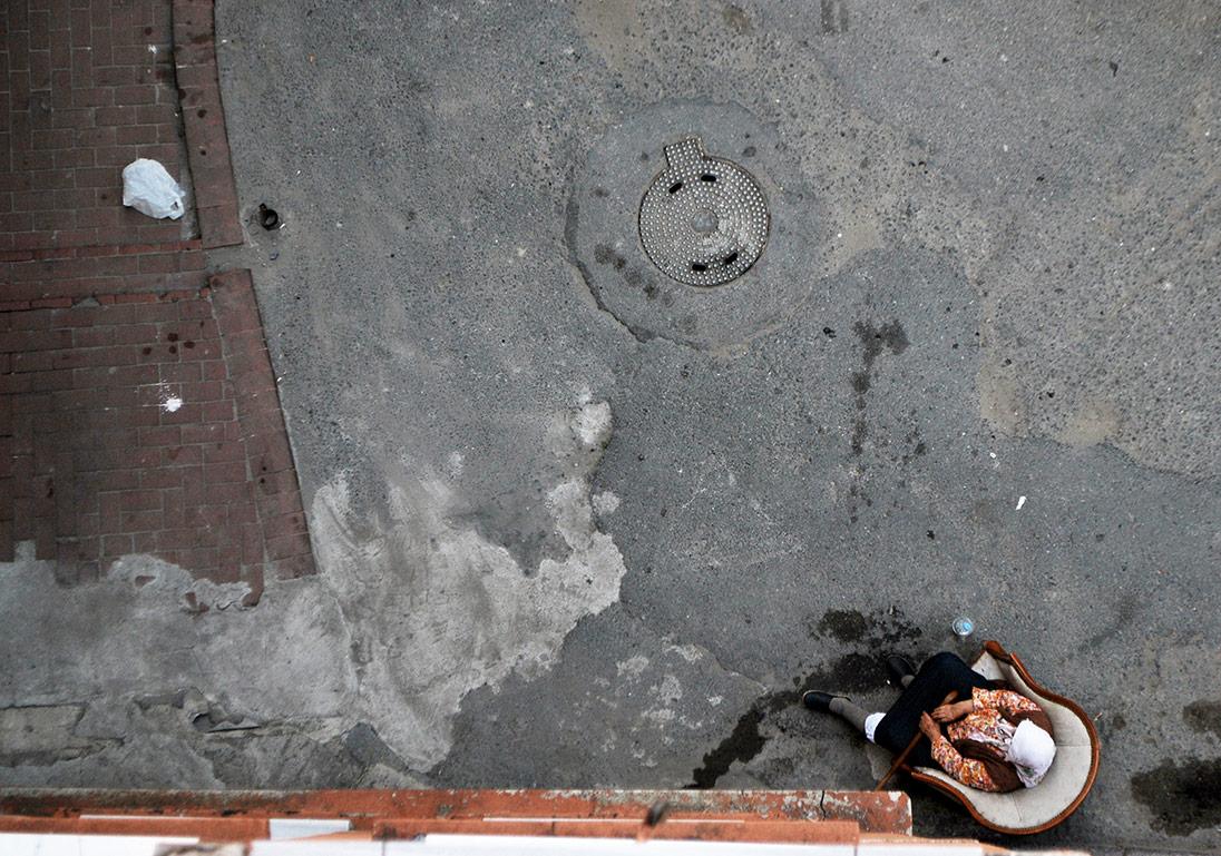 Beril GürEvden Sokak Fotoğrafları, 2011-2012