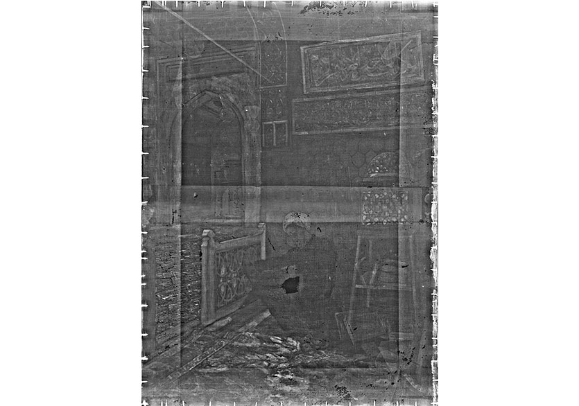 Kuran Okuyan Hoca x-ray
