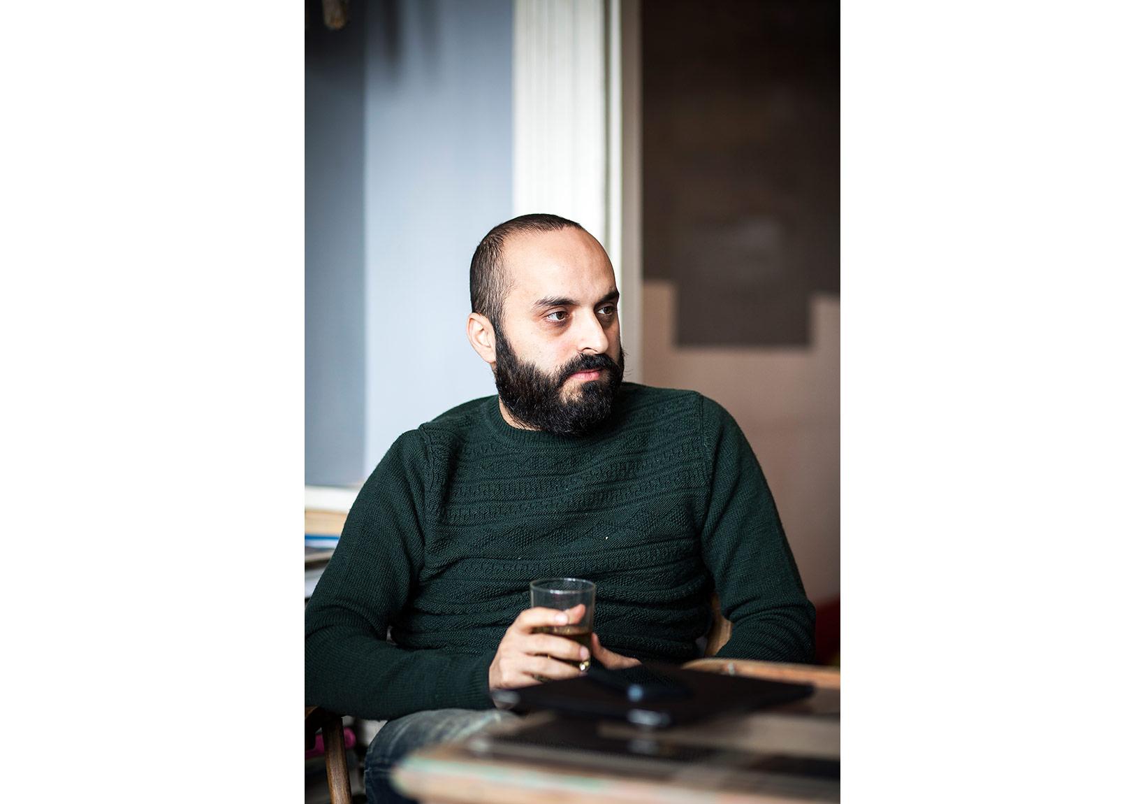 Selim Süme @Korhan Karaoysal