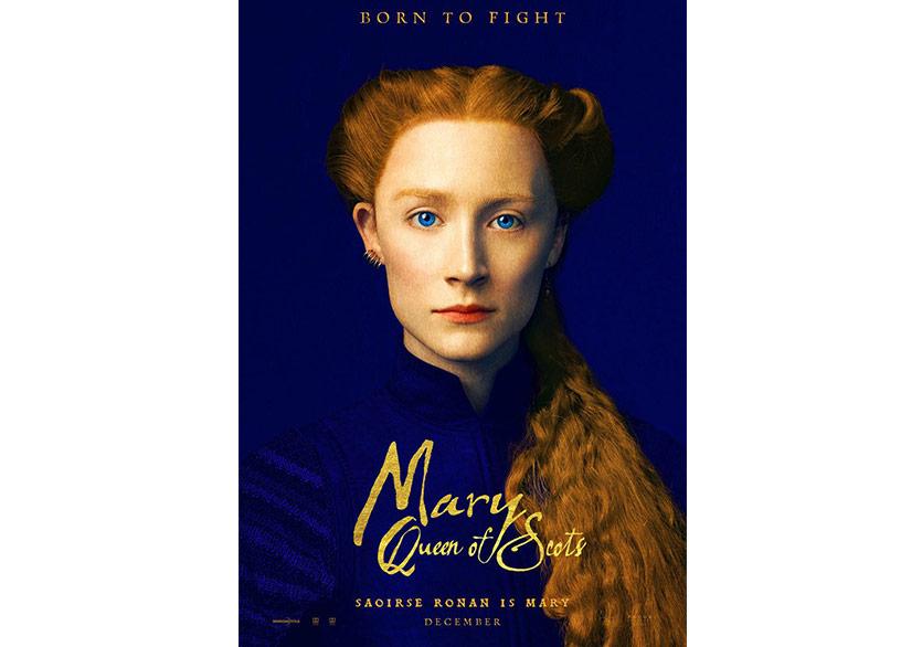 Mary Queen of Scots'tan İlk Fragman Yayımlandı