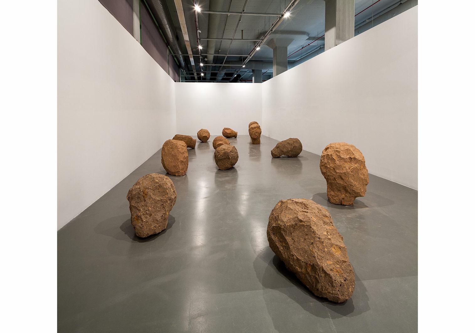 Sonia Balassania- Slience of Stones