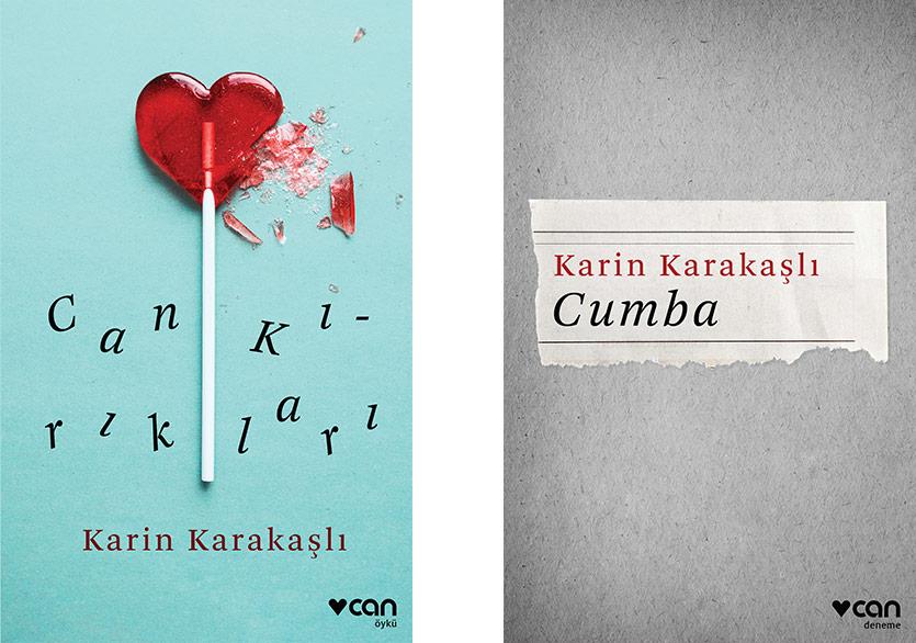 Karin Karakaşlı'nın Dört Kitabı Yeniden