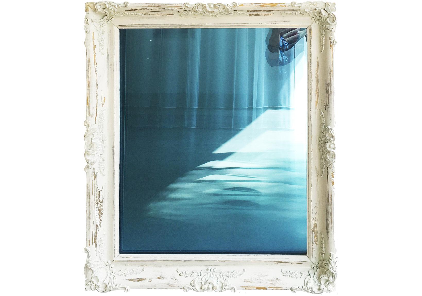 Ayşe Gül Süter'acid vision' serisinden (2015) Mixed media64 x 54 cm