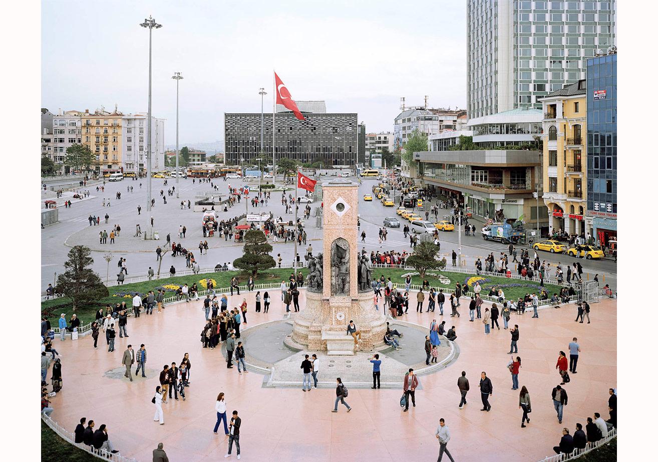 Agora #04, Serkan Taycan