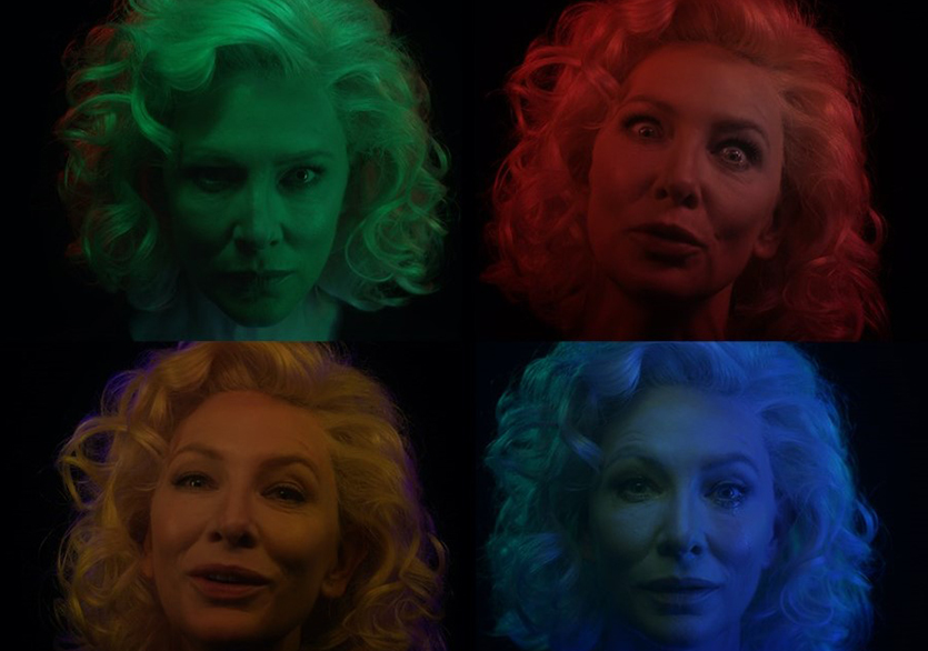 Cate Blanchett, Marco Brambilla'nın Yeni Video Enstalasyonunda Başrolde
