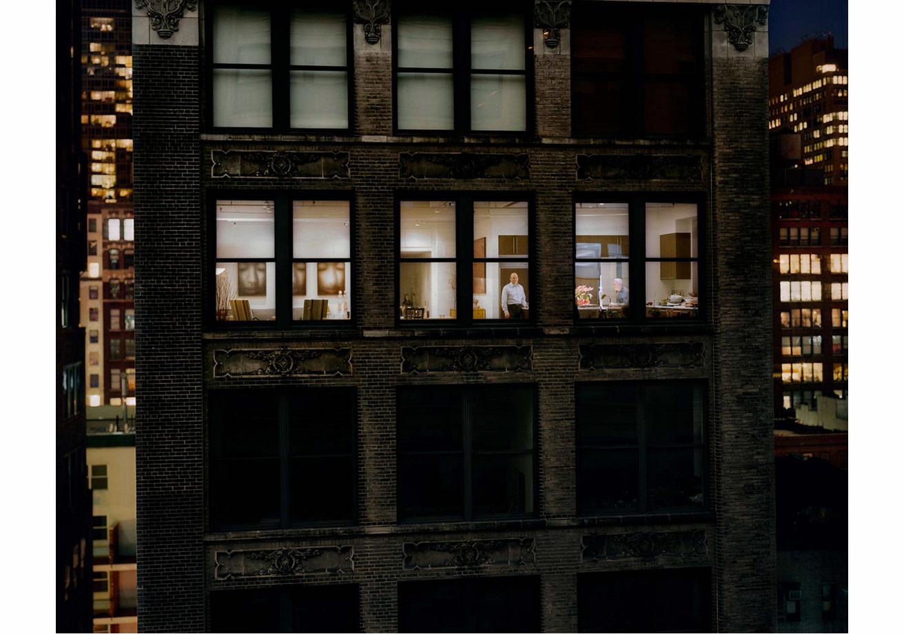 New York, 'Out My Window' serisinden © Gail Albert Halaban