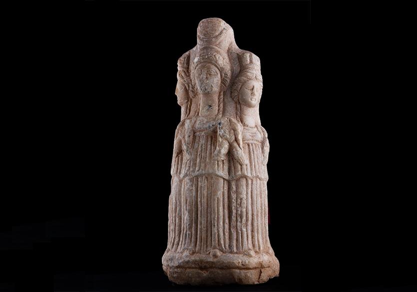 Arkeolojik Eser Koleksiyonunu Çevrimiçi Gezme Deneyimi
