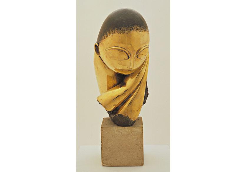 Constantin Brancusi MoMA'da!