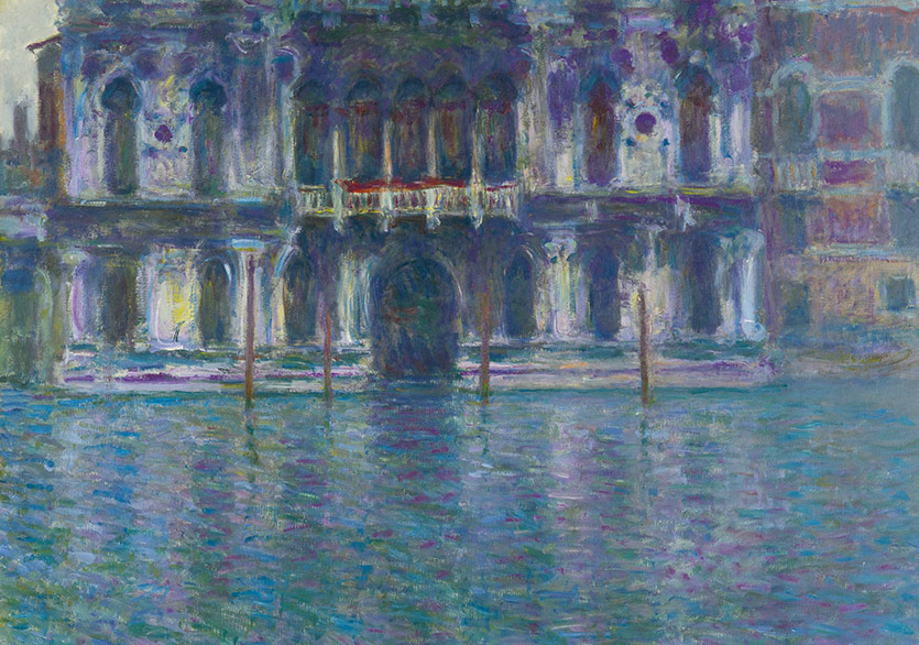 Monet, National Gallery'de!
