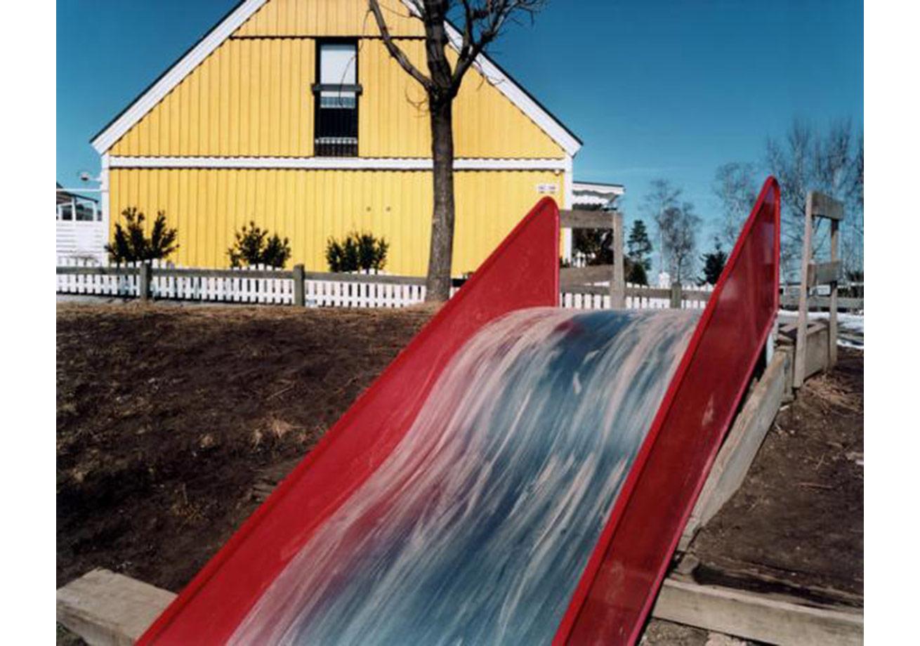 """Lars Tunbjörk, """"Home"""" serisinden, 2003"""