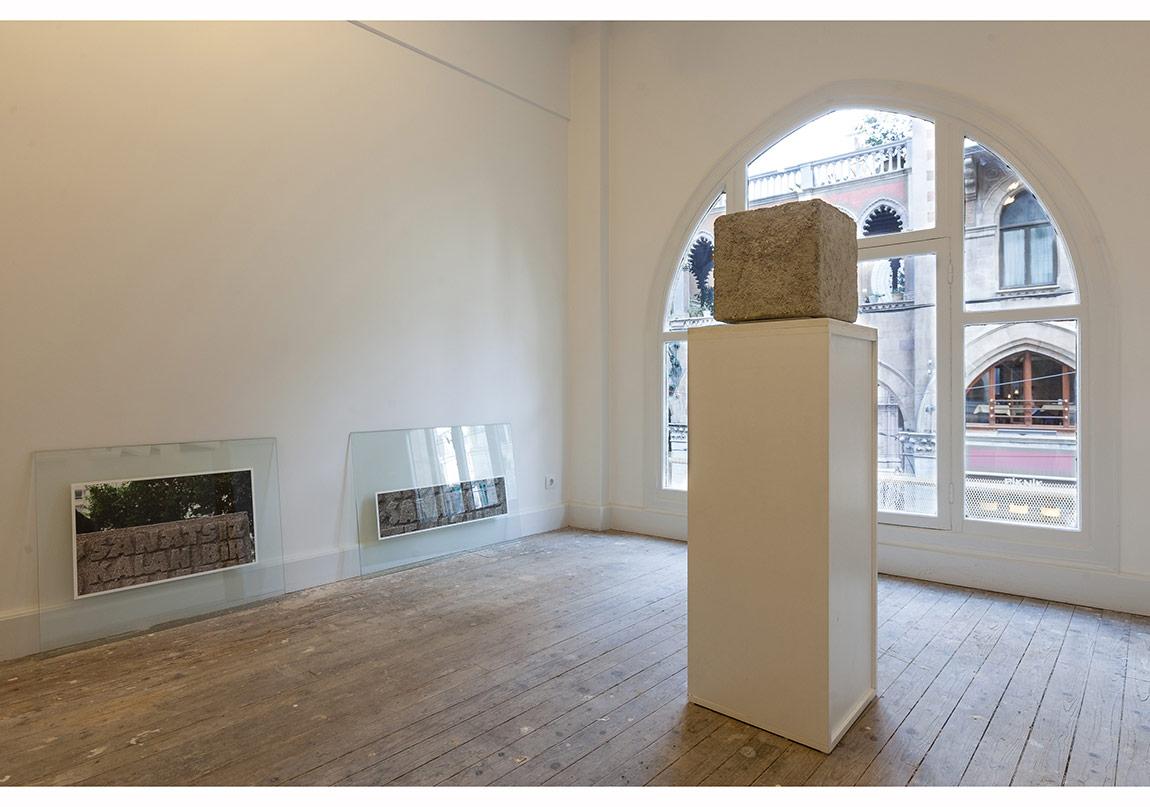 Dilek Winchester, Emin Barın'a Saygı, Sanatsız Sanatkar, 2014, Fotoğraf-Ege Kanar (2)