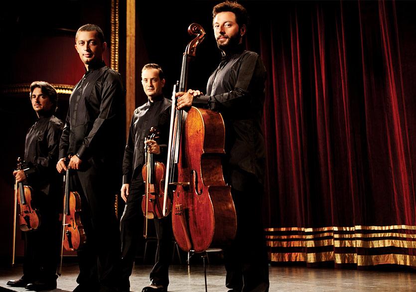 Bodrum'da Sabah ve Gün Batımı Konserleri