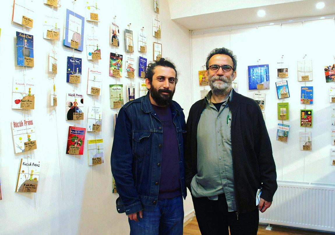 Ali Lidar ve Haydar Ergülen