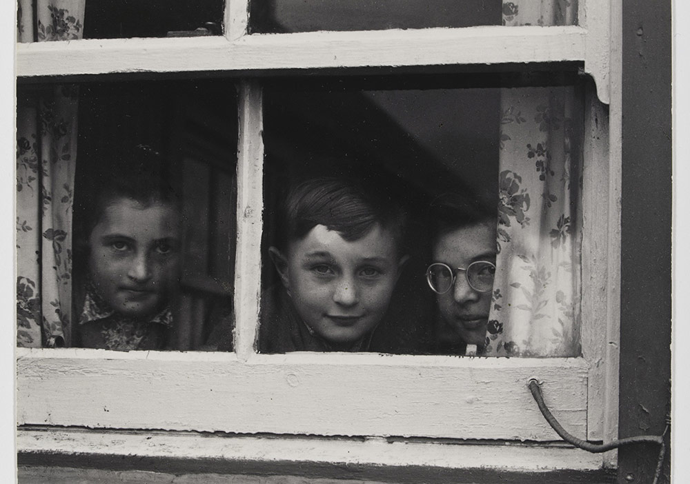 Milly, John and Jean MacLellan, South Uist, Hebrides, 1954, Paul Strand © Paul Strand Archive, Aperture Foundation. Photograph Victoria and Albert Museum, London